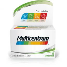 MULTICENTRUM LUTEINA 30...
